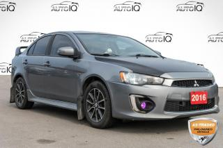 Used 2016 Mitsubishi Lancer ES YOU CERTIFY YOU SAVE for sale in Innisfil, ON