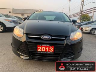 Used 2013 Ford Focus SE  - Bluetooth -  SYNC - $29.45 /Wk for sale in Hamilton, ON