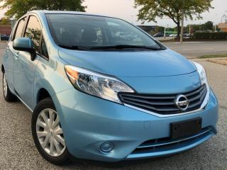 Used 2014 Nissan Versa Note 5DR HB AUTO 1.6 SV for sale in Waterloo, ON
