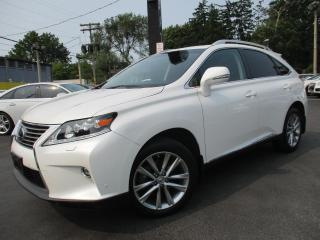 Used 2015 Lexus RX 450h RX450H|HYBRID|NAVIGATION|43KMS|BACK-UP CAM !!! for sale in Burlington, ON
