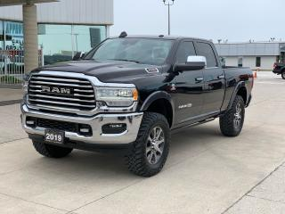 Used 2019 RAM 3500 Laramie Longhorn for sale in Tilbury, ON