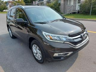 Used 2016 Honda CR-V AWD 5DR EX-L for sale in Ottawa, ON