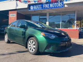 Used 2016 Toyota Corolla 4dr Sdn CVT LE ECO for sale in Toronto, ON
