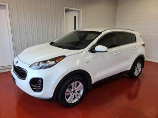Used 2018 Kia Sportage LX AWD for sale in Pembroke, ON