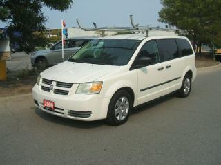 Used 2009 Dodge Grand Caravan C/V    LADDER RACK    REAR SHELVES for sale in York, ON