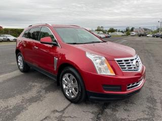 Used 2016 Cadillac SRX Luxury AWD for sale in Pintendre, QC