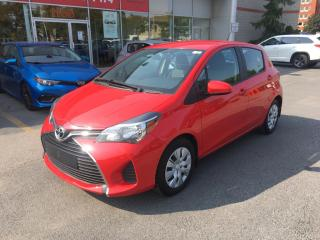 Used 2016 Toyota Yaris 5-dr LE ** BAS KM ** for sale in Longueuil, QC