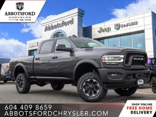 New 2020 RAM 2500 Power Wagon  - $413 B/W for sale in Abbotsford, BC