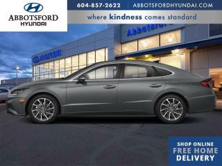 New 2021 Hyundai Sonata LIMITED  - Low Mileage for sale in Abbotsford, BC