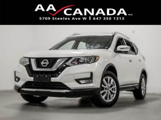 Used 2017 Nissan Rogue SV 7 Passenger for sale in North York, ON