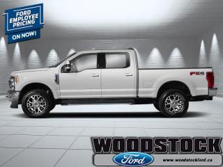 New 2020 Ford F-250 Super Duty PLATINUM for sale in Woodstock, ON