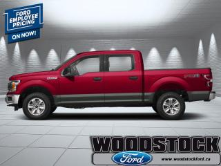 New 2020 Ford F-150 XLT  - $383 B/W for sale in Woodstock, ON