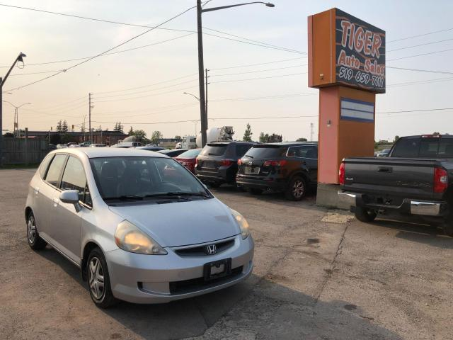 2007 Honda Fit LX**RUNS AND DRIVES WELL**AS IS SPECIAL
