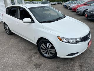 Used 2012 Kia Forte5 LX/ AUTO/ BUETOOTH/ ALLOYS/ SPOILER/ TINTED ++ for sale in Scarborough, ON