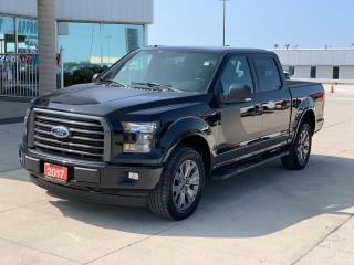 Used 2017 Ford F-150 XLT Special Edition for sale in Tilbury, ON