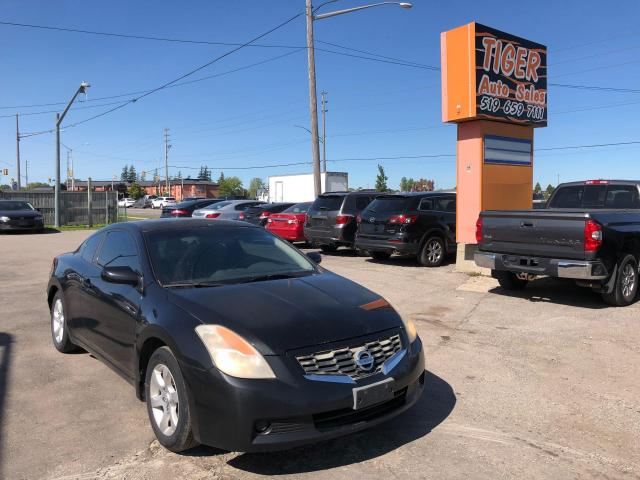 2008 Nissan Altima 2.5 S**RUNS AND DRIVES**AUTO**4 CYLINDER**AS IS