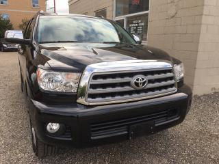 Used 2014 Toyota Sequoia Platinum for sale in Waterloo, ON