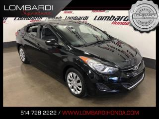 Used 2012 Hyundai Elantra GL|AUTOMATIQUE| for sale in Montréal, QC
