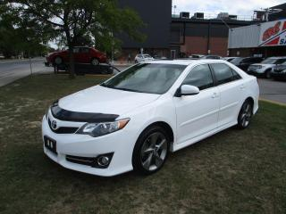 Used 2013 Toyota Camry SE ~ BLUETOOTH ~ SUNROOF ~ LOW KM for sale in Toronto, ON