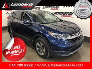 Used 2017 Honda CR-V LX AWD|GAR.GLOBALE 06/22-100K| for sale in Montréal, QC