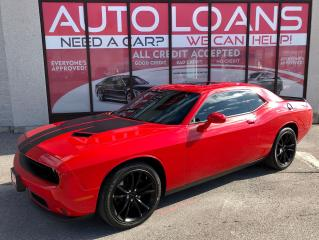 Used 2016 Dodge Challenger SXT PLUS-ALL CREDIT ACCEPTED for sale in Toronto, ON