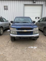 Used 2006 Chevrolet Colorado LT Z71 for sale in Cold Lake, AB