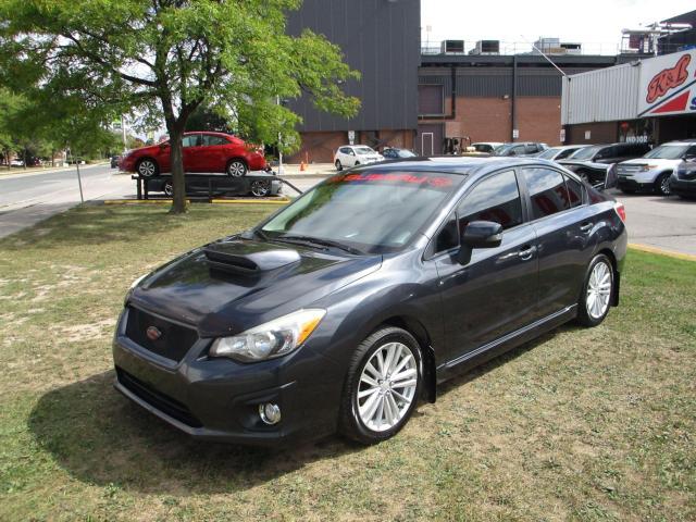 2012 Subaru Impreza 2.0i w/Limited Pkg ~ LEATHER ~ SUNROOF ~ BLUETOOTH
