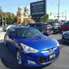 Used 2013 Hyundai Veloster w/Tech for sale in Windsor, ON
