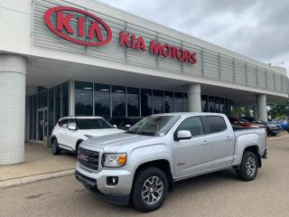 Used 2018 GMC Canyon 4WD All Terrain w/Cloth for sale in Edmonton, AB