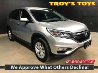 Used 2016 Honda CR-V SE for sale in Guelph, ON
