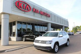 Used 2018 Volkswagen Atlas TRENDLINE for sale in Edmonton, AB