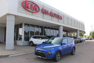 New 2021 Kia Soul EX 4dr FWD Hatchback for sale in Edmonton, AB