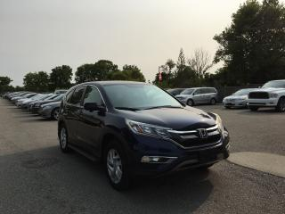 Used 2015 Honda CR-V EX. SUNROOF -REAR CAMERA- EXTRA WINTER TIRES /RIMS for sale in London, ON