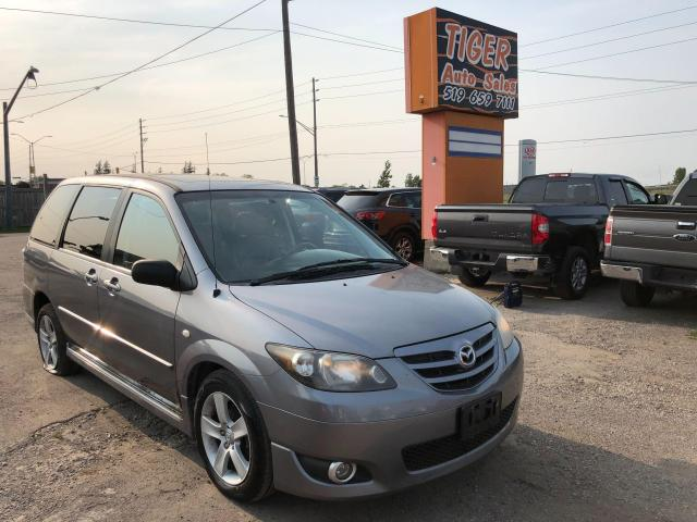2005 Mazda MPV GT**ONLY 149KMS**FULLY LOADED**AS IS SPECIAL