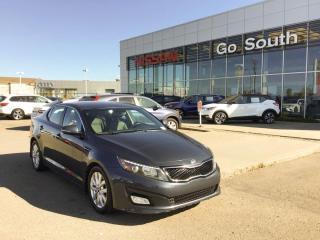 Used 2014 Kia Optima EX, AUTO, LEATHER for sale in Edmonton, AB
