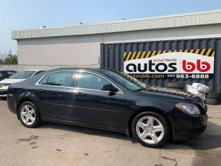 Used 2011 Chevrolet Malibu AUTOMATIQUE for sale in Laval, QC