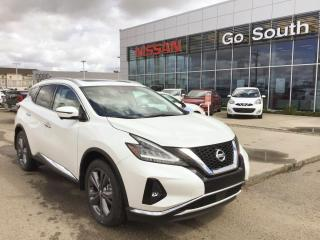 New 2020 Nissan Murano Platinum 4dr AWD Sport Utility for sale in Edmonton, AB