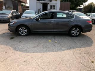 Used 2011 Honda Accord SE for sale in Cambridge, ON