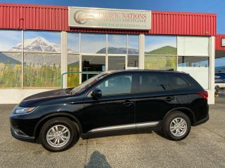 Used 2020 Mitsubishi Outlander ES S-AWC for sale in Campbell River, BC