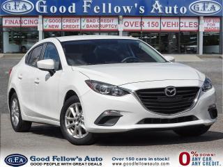 Used 2015 Mazda MAZDA3 GS MODEL, SKYACTIV, REARVIEW CAMERA for sale in Toronto, ON