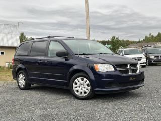 Used 2014 Dodge Grand Caravan SE for sale in St-Malachie, QC