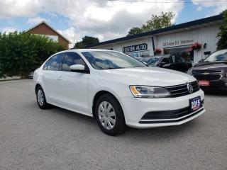 Used 2015 Volkswagen Jetta Trendline for sale in Waterdown, ON