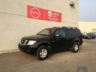 Used 2011 Nissan Pathfinder S 4dr 4WD Sport Utility for sale in Edmonton, AB