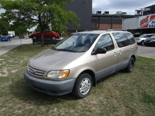 Used 2002 Toyota Sienna CE ~ LOW KM ~ SAFETY INCLUDED for sale in Toronto, ON