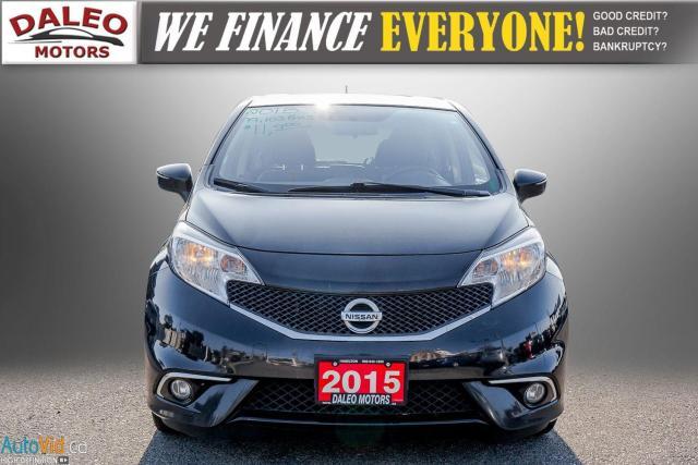2015 Nissan Versa Note BUCKET SEATS / BACK UP CAR / USB INPUT / Photo2