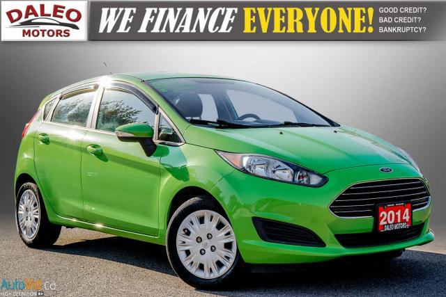 2014 Ford Fiesta SE / BUCKET SEATS / SPOILER / USB INPUT /