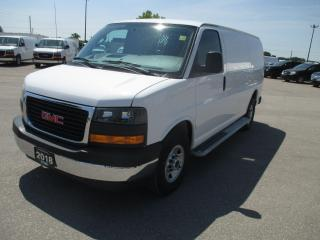 Used 2019 GMC Savana 2500,135 INCH W/BASE for sale in London, ON