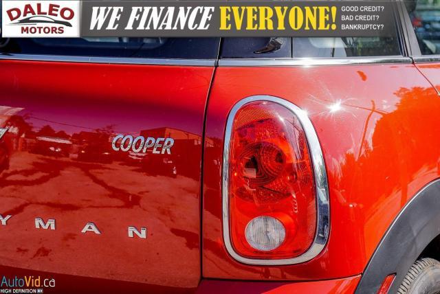 2014 MINI Cooper Countryman LEATHER / HEATED SEATS / PANO ROOF / KEYLESS GO / Photo10