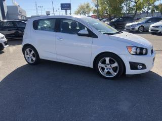 Used 2014 Chevrolet Sonic LT TOIT OUVRANT MAGS for sale in Trois-Rivières, QC