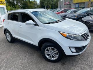 Used 2013 Kia Sportage AWD/ LX for sale in Scarborough, ON